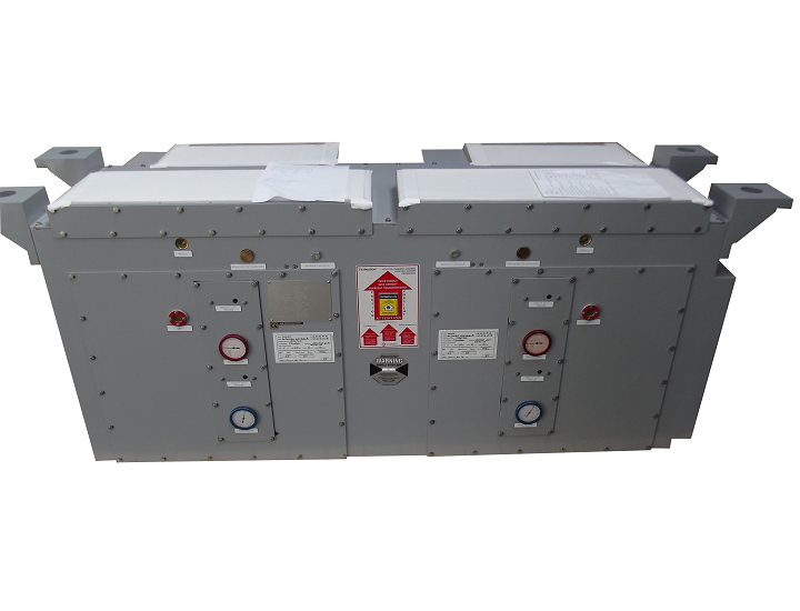 Self Contained Unit Submarine